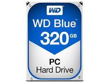 """WD3200LPVX WD Blue 320GB 5400rpm 7mm SATA 8MB 2.5"""" Laptop Hard Drive Internal"""