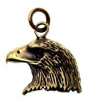 Bronze Pendant Eagle Head