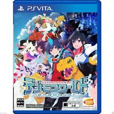 Digimon World: Next Order PS Vita SONY JAPANESE NEW JAPANZON