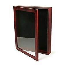 ForeverFrames - 12x15x2 Shadow Box Display Case | Magnetically Opens and Closes