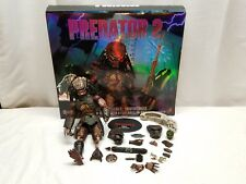 Hot Toys Predator 2 Battle Damaged City Collectors Edition 1/6 Action Figure Box