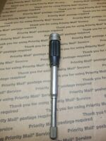 Vintage Goodell Pratt Wood Handle Screwdriver Greenfield MA Made in USA 188A