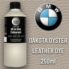 BMW OYSTER ALL IN ONE Leather Dye Car Leather Interior Repair Restore Paint