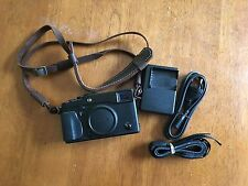 Fujifilm X Series X-Pro1 16.3MP Digital Camera - Black (Body Only)