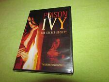 Poison Ivy 4 - Secret Society (DVD, 2009) New Sealed Miriam McDonald, Catherine