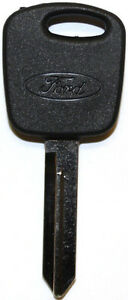 New FORD PATS Replacement Transponder Chip Logo Key Blank Ford Lincoln Mercury