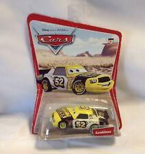 New Mattel Disney Pixar CARS 2006 original movie die cast car yellow LEAKLESS