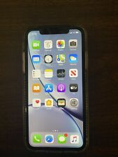 Apple iPhone XR - 64GB - White (Unlocked) A1984 (CDMA + GSM)
