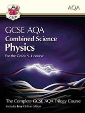 New Grade 9-1 GCSE Combined Science for AQA Physics Student Book with Online Edi