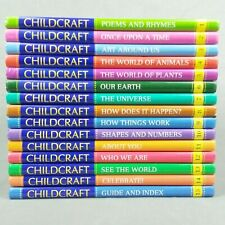 Childcraft How And Why Library Complete 15 Volume Set 2009 Revised Edition