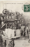 06 - Cartolina - Carnevale di Nizza - Thé Danzante (F160)