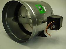 Durozone Hvac Motorized Electric Zone Control 24 Ac Damper Dampner 8 Inch