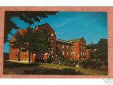 Stephen Hall, Providence College, Rhode Island