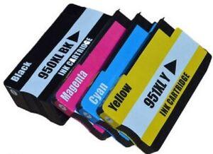 950xl Ink cartridgs for HP 251dw 276dw 8100 8600 8610 8620 8630
