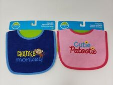 Neat Solutions For Children Baby Bib - New