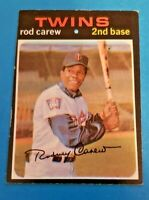 1971 Topps Set Break #210 Rod Carew EX-EXMINT   Minnesota Twins