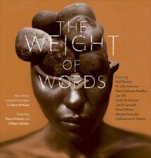 The Weight of Words William Schafer, Dave McKean, Joe Hill, Neil Gaiman (NEW)