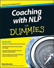Coaching with NLP for Dummies (Paperback or Softback)