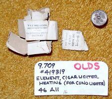 1946 Oldsmobile Cigar Lighter Element  (Cuno Type) NOS 419319