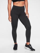 NEW ATHLETA Contender Tight Leggings XXS Black | FULL LENGTH Running Workout Gym