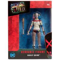 "Harley Quinn Suicide Squad Bendable Figure Batman DC Super Hero 5.5"" Gotham"