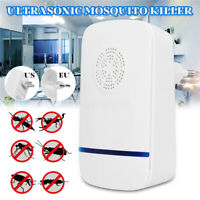 LED Socket Electric Mosquito Killer Light Fly Bug Insect Trap Zapper Night Lamp