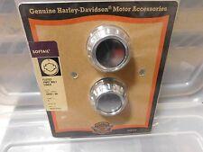 Harley Davidson 44581-04 Fluted Pivot Bolt Cover for Softail