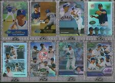 ALEX RODRIGUEZ COMPLETE 18 CARD eTOPPS LOT 2001 to 2011 New York Yankees IN HAND