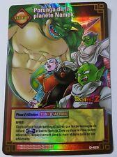 Carte Dragon Ball Z DBZ Cartes à Jouer et à Collectionner #D-425 Holo BANDAI