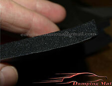 20-SHEETS 10mm CAR SOUND PROOFING DEADENING INSULATION MATERIAL Closed Cell Foam