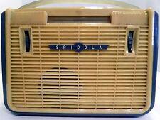 First Soviet Transistor Radio VEF SPIDOLA 1 1960 year!