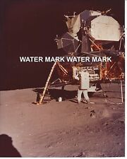 NASA Apollo 11 Moon Walk 8 X 10 Photo Buzz Aldrin LEM Open From Original Film F