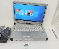 Panasonic Toughbook CF-C2 MK2 TouchScreen i5-4300U 8GB RAM 120GB SSD Win10 Pro