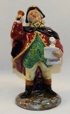 ROYAL DOULTON LARGE TOWN CRIER FIGURINE H2119 ENGLAND M. DAVIES 1953-76