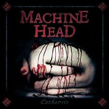 Catharsis MACHINE HEAD CD ( FREE SHIPPING)