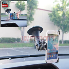Car Windshield Cell Phone Long Mount Holder For Samsung Galaxy S4 IV Mini I9190