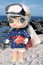 KENNYSWORK × LOG ON Molly Ocean Girl Sofubi Vinyl Figure First Version Limited