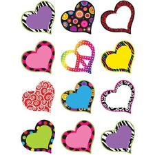Fancy Hearts Mini Accents Teacher Created Resources Tcr5184