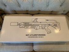Not-A-Flamethrower The Boring Company not a flamethrower 100% functional