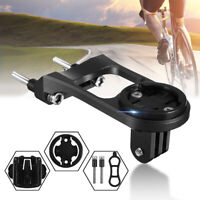 NEW Bike Bicycle Stem Extension Computer Mount Holder GPS For GoPro GARMIN