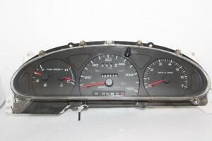 Speedometer Instrument Cluster 01-03 Taurus/Sable  Panel Gauges 120,576 Miles