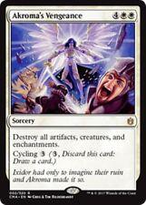 AKROMA'S VENGEANCE Commander Anthology MTG White Sorcery Rare