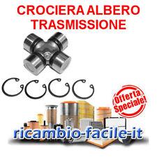 CROCIERA ALBERO TRASMISSIONE FIAT PANDA 4X4 PER CODICE ORIGINALE 5959654