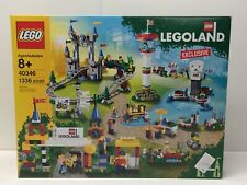 Hard To Find LEGO 40346 LEGOLAND PARK Exclusive - Brand New- Free Shipping