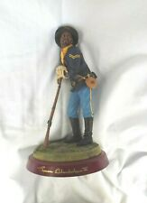 "THOMAS BLACKSHEAR'S EBONY VISIONS -- ""THE BUFFALO SOLDIER"" -- SIGNED -- AP 9"