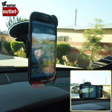 Windscreen Windshield Car/Truck Rotate Mount Holder Fit Samsung Galaxy S3 I9300