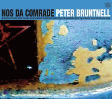 Peter Bruntnell cd Nos Da Comrade 2016 Digipak 11tk Domestico Records – DMR196