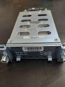 Cisco NIM-SSD - complete with Cisco SSD-200G-SATA
