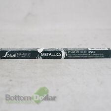 Sorme Treatment Cosmetics Metallic Long Lasting Pearlized Eyeliner Chaos Green