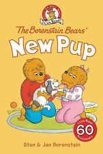 I Can Read Level 1: The Berenstain Bears' New Pup by Jan Berenstain and Stan...
